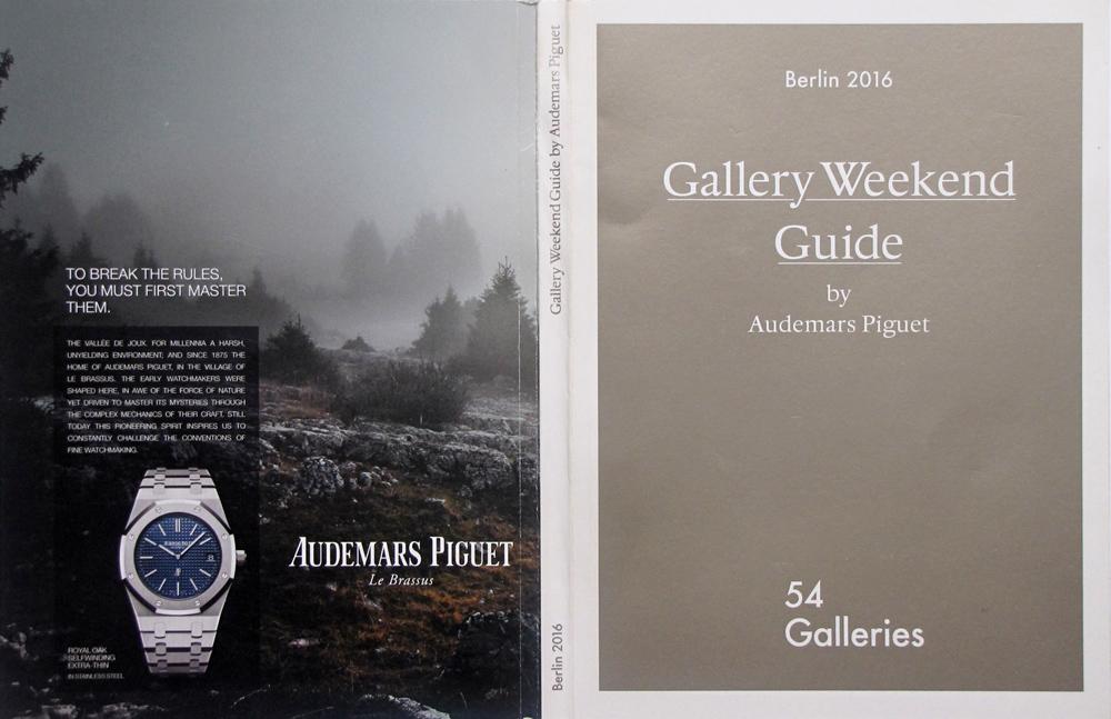 berlin gallery weekend